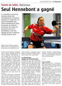 [MHN - 15]  TB/SPO/PAGES ... 16/02/15